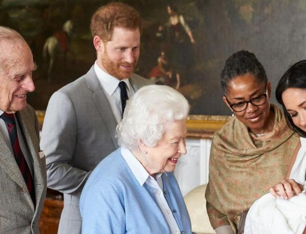 Meghan Markle et le prince Harry parents : La boulette de Buckingham Palace