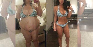 Elle perd 70 kilos, son petit ami la quitte par jalousie