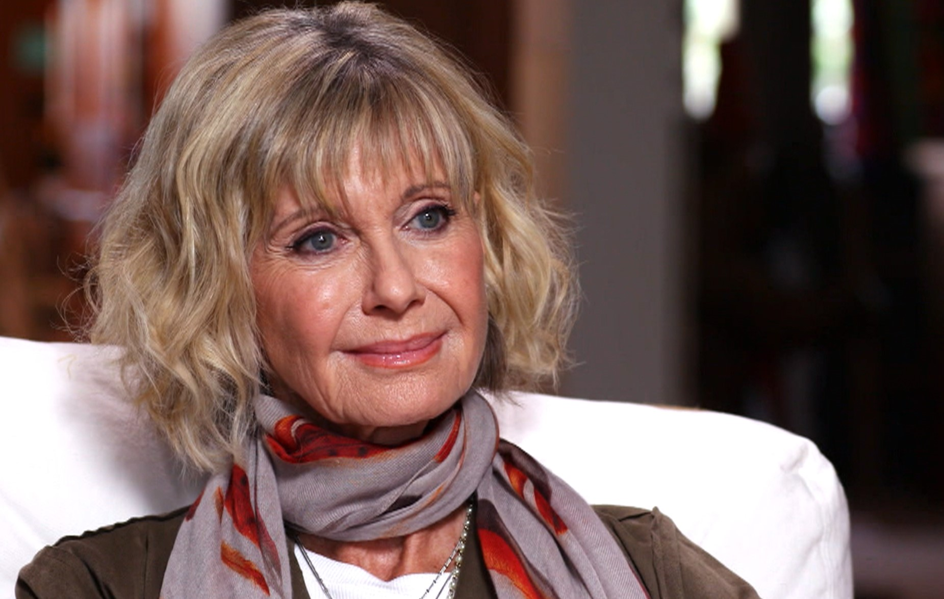 Olivia Newton-John face au cancer : Ses terribles confidences