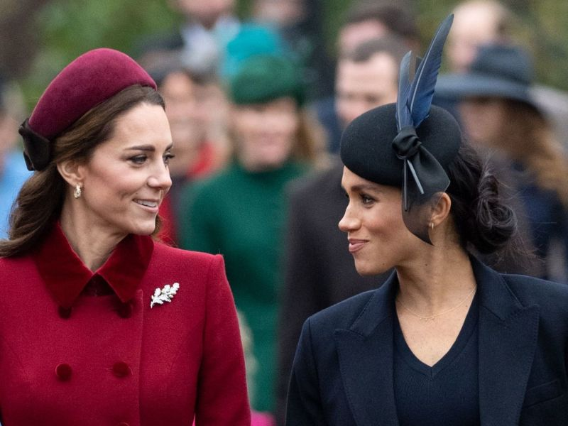 Meghan Markle au plus mal : L'incroyable geste de Kate Middleton
