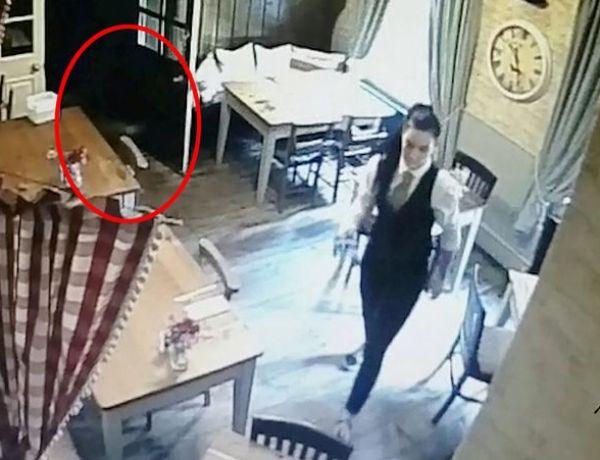 Halloween : Le fantôme d'une fillette traque une serveuse dans un pub