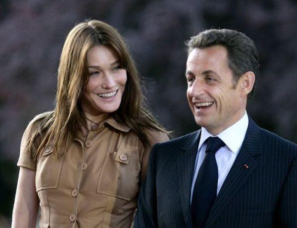 Cette surprenante révélation de Carla Bruni sur son mariage avec Nicolas Sarkozy