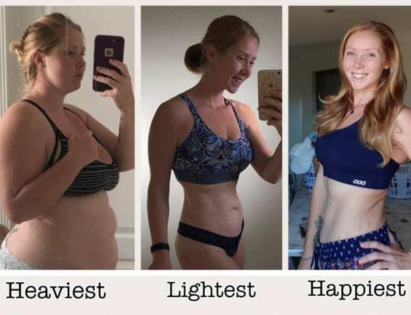Elle perd 57 kilos avec une astuce toute simple