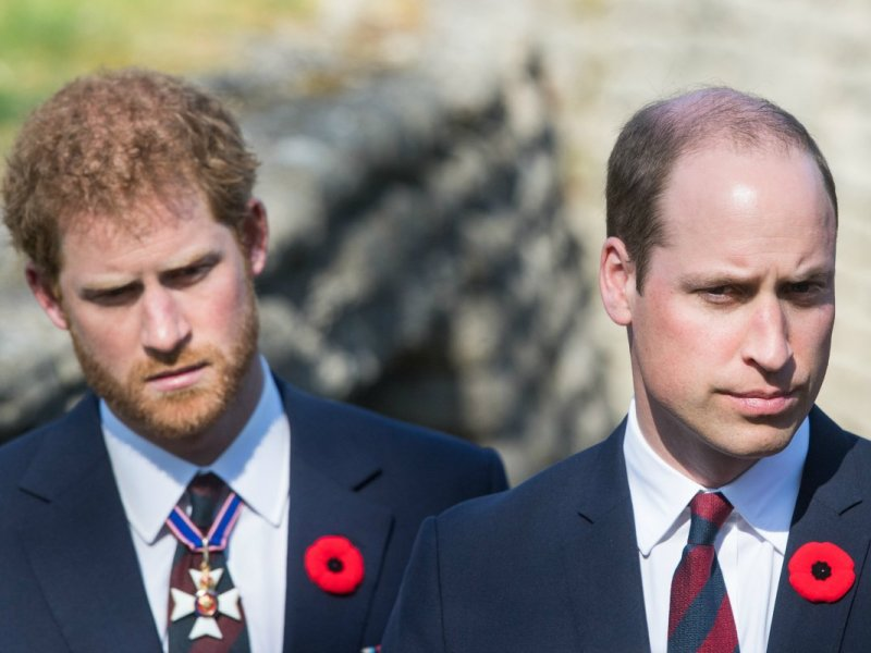 Le prince Harry exclu de la famille royale à cause du prince William : Ils sortent du silence