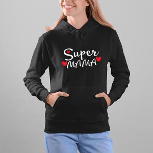 Mikina – Super mama