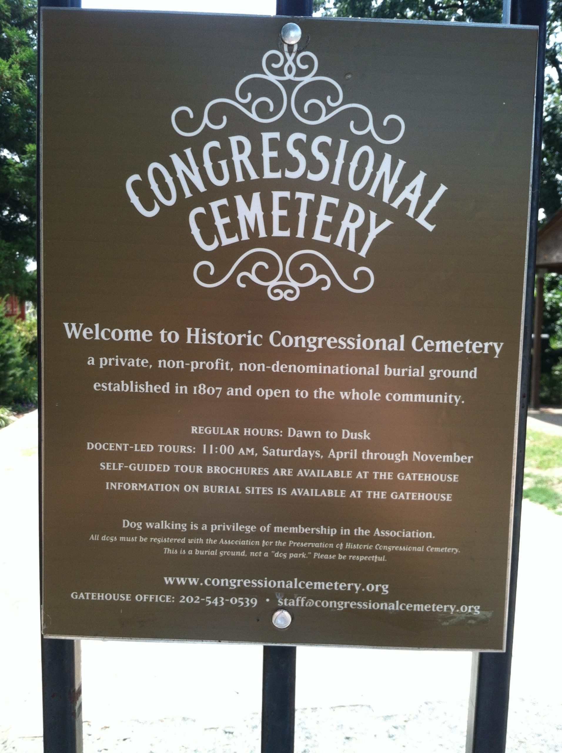 Qr Codes Bring Black History To Life At Dc S Congressional