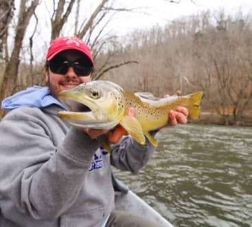 March 2019 Club Meeting: South Holston and Watagua River Tailwaters