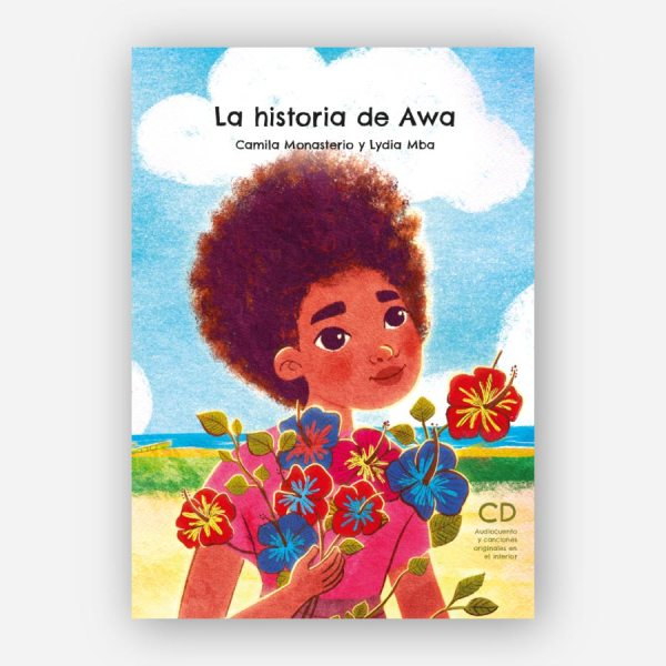 La historia de Awa, tapa dura