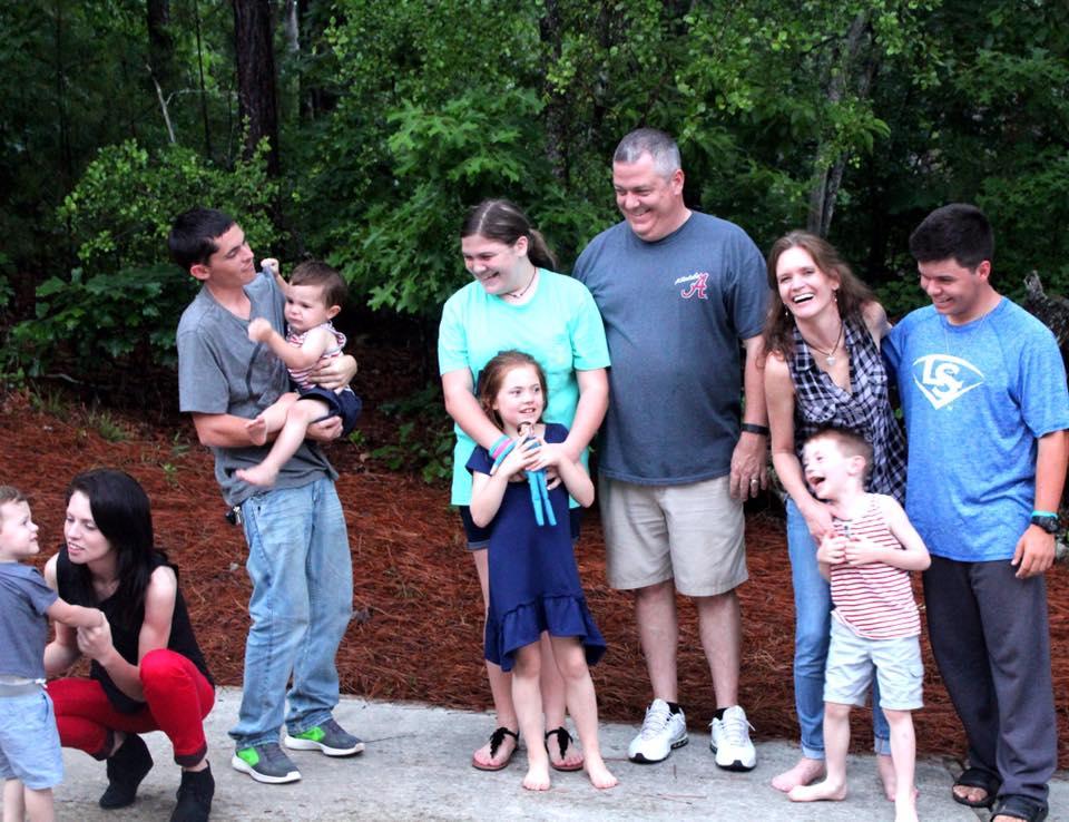 PotPieGirl's Family