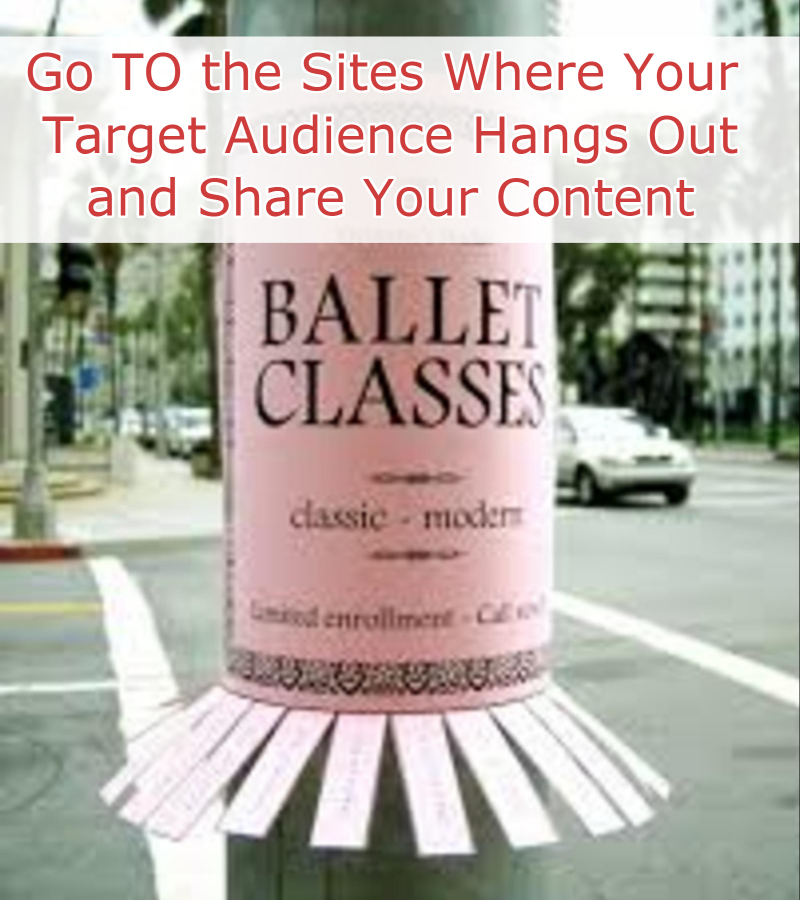 How to get more traffic to your website with Flyer Links