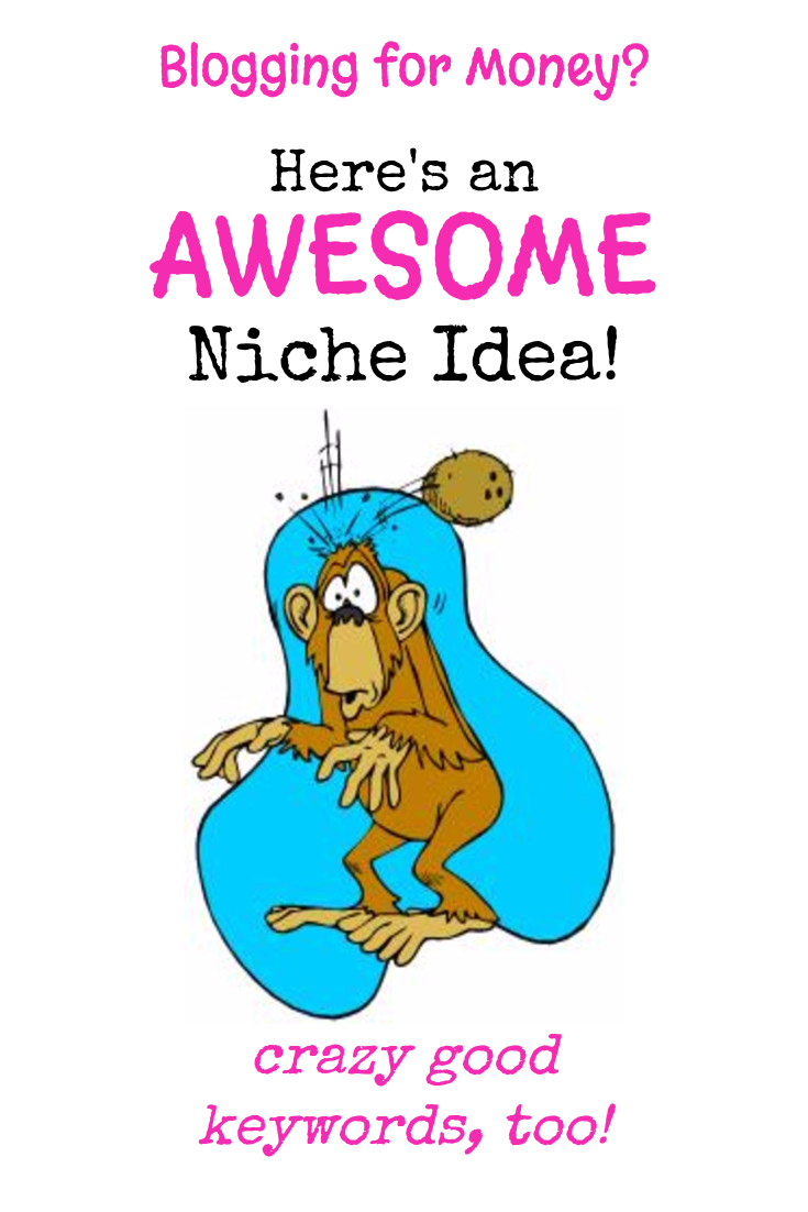 Blogging for money? Here's a really great niche idea - and PROFITABLE too!  Wait until you see the great keywords to use.
