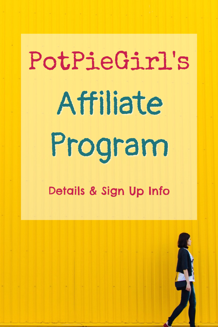 How to promote PotPieGirl's Training for INSTANT PAYPAL COMMISSIONS.  All info on this affiliate info page.