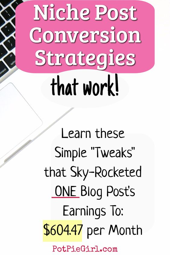 Easy Strategies To Double – or TRIPLE – Your Affiliate Sales.  Try these simple tweaks to make MORE affiliate sales from your existing blog posts.