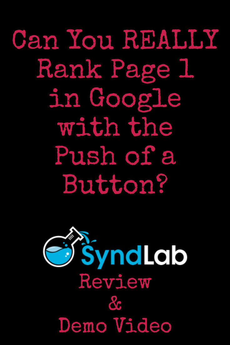 How this tool will help your blog posts rank Page 1 of Google for your keywords - just by pushing a button.