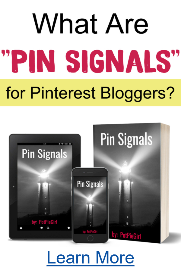 Pinterest Marketing Tips for Bloggers - How To Get More Blog Traffic from Pinterest from PotPieGirl