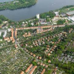 Luftbild Potsdam West