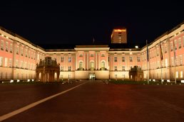 Stadtschloss Potsdam Innenhof