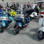 Vespa Club in Perugia