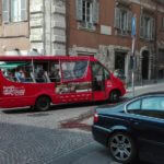 Bus in Perugia