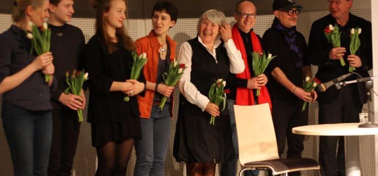 Ein Lesemarathon zu Umberto Eco, veranstaltet vom Freundeskreis Potsdam-Perugia e.V.