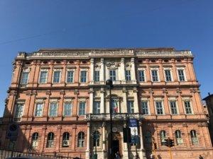 Ausländeruniversität Perugia im Palazzo Gallenga