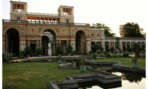 Das Orangerie Schloss