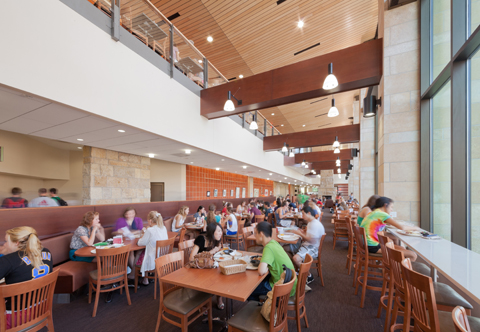Gordon Dining Amp Event Center Potter Lawson
