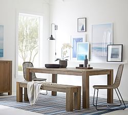 Small Dining Room Furniture Sets Pottery Barn