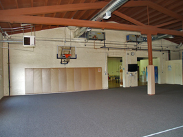 Warehouse & Recreation Center