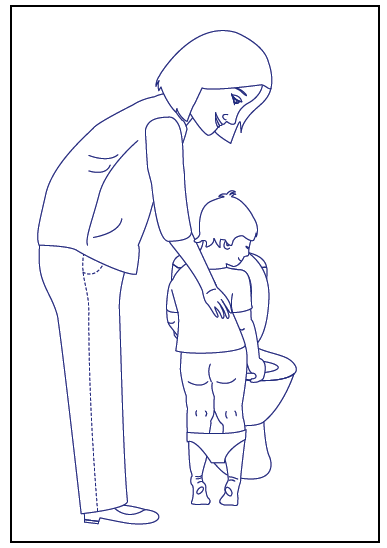 free potty training coloring pages for download