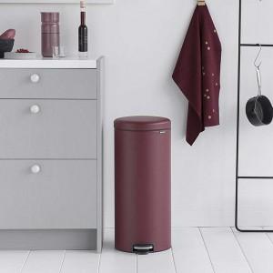 une poubelle de cuisine design et
