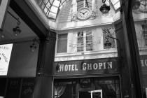 「詩人の午後/ホテル・ショパン」  (パリ)