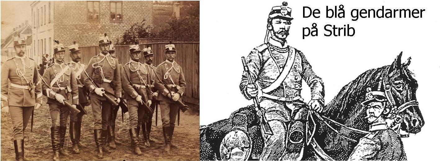 Banner-blå-gendarmer