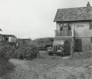 Hus med biler