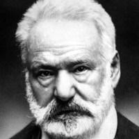 Victor Hugo agacé