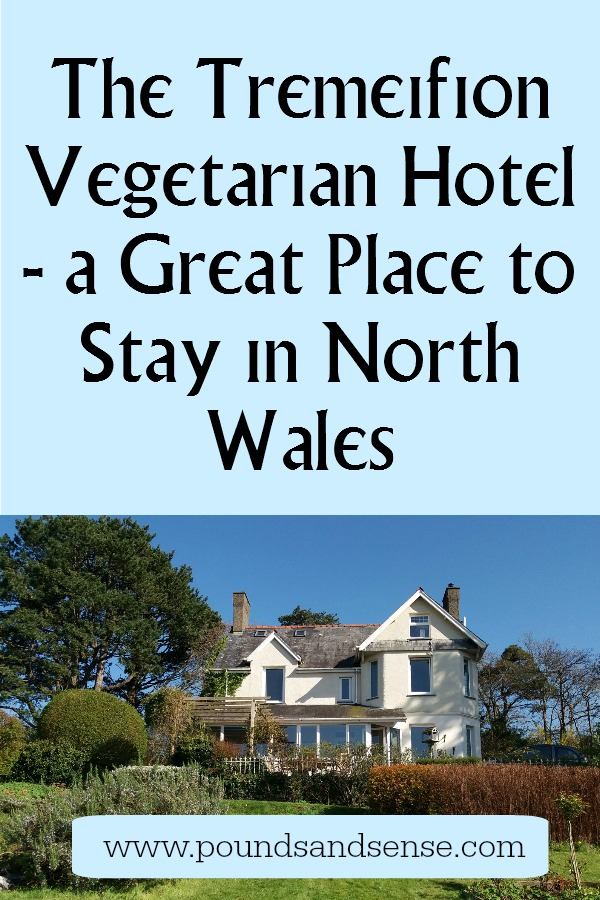 The Tremeifion Vegetarian Hotel - A Great Place to Stay in North Wales