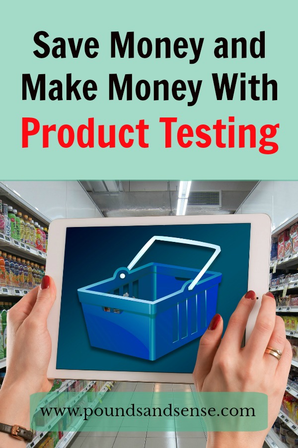 Save Money and Make Money with Product Testing