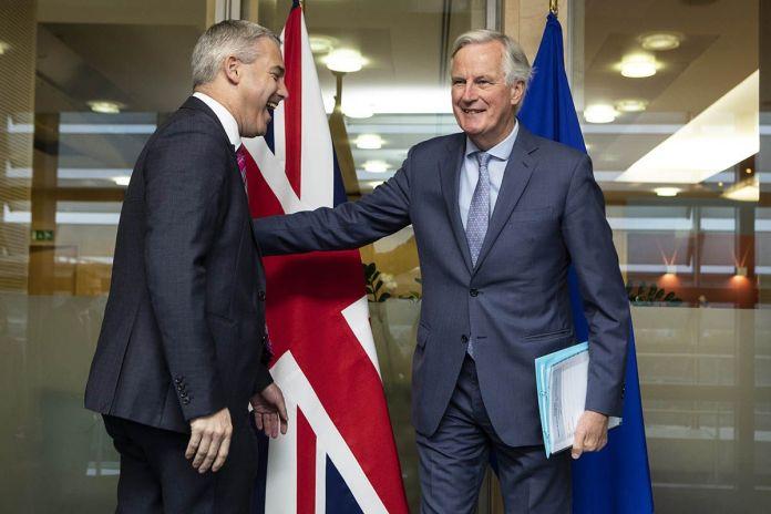 Barnier and Barclay