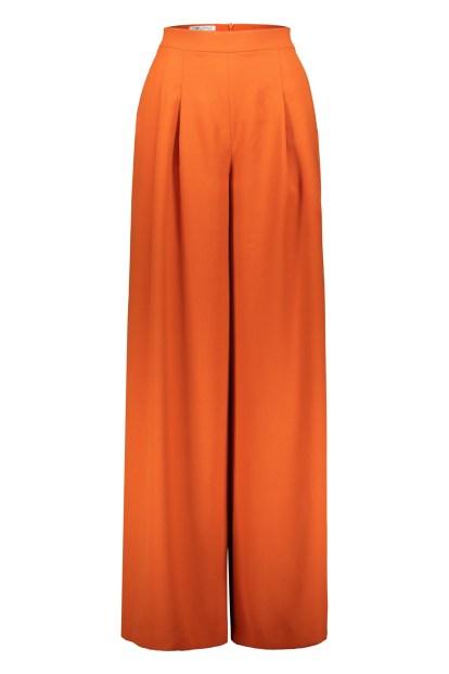 Poupine pantalone arancio