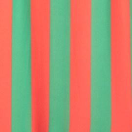 Righe Verde Acido e Arancio