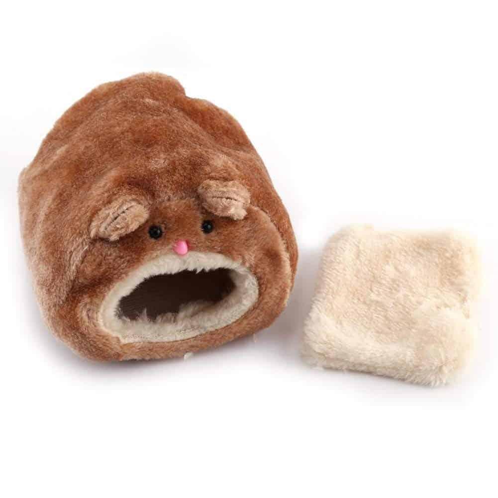 Nid de couchage pour rongeur hamster
