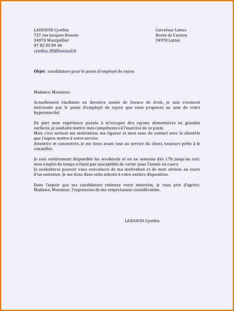 Lettre De Motivation Manutentionnaire Exemple De Lettre De Motivation Manutentionnaire Exemple Lettre De