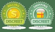 Discreet Shipping Billing 333