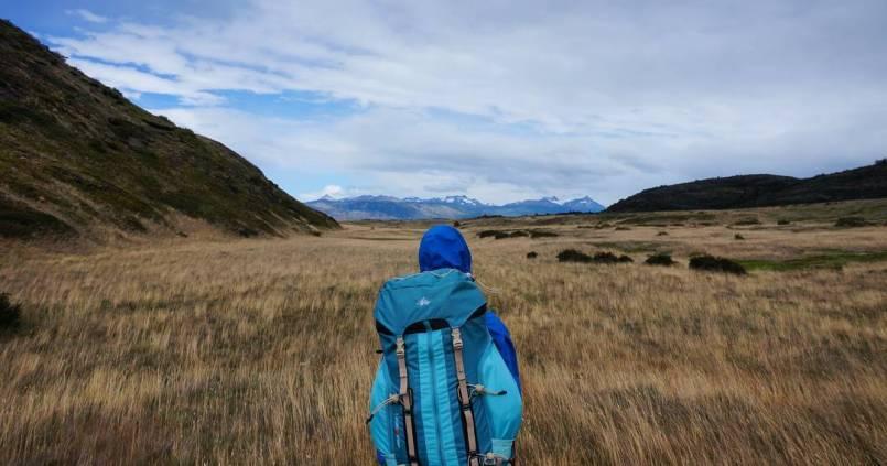 """Salut on part 5 jours en autonomie faire le """"W"""" à Torres Del Paine 1"""