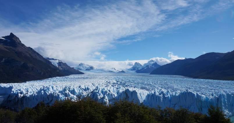 Le glacier du Perito Moreno. Magnifique et gigantesque. 1