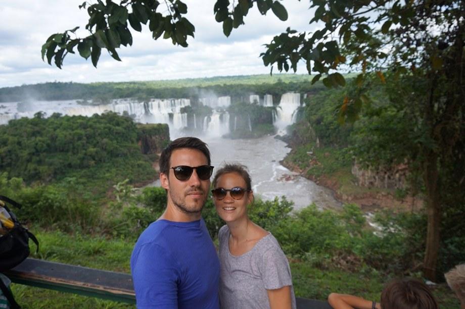 Les chutes d'Iguazu 5