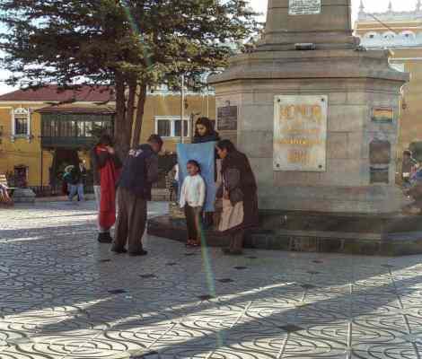 Photomaton Bolivien. 5