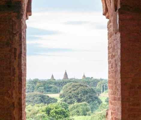 Fenêtre secrète sur Bagan. 3