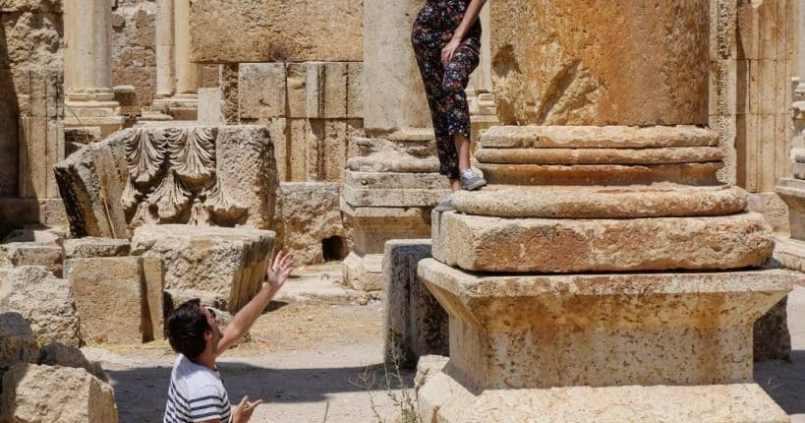 Tentative de drague chez les Romains 1