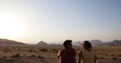 Il était une fois dans le Wadi Rhum #jordan #jordanie 4